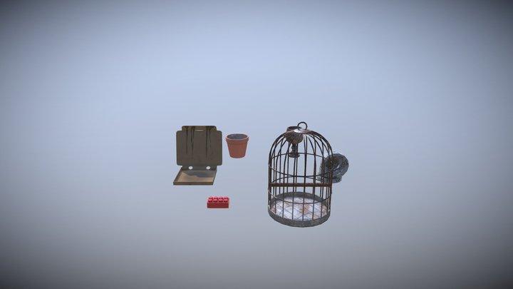 GD52_MOD1_A1_SaigeBaker 3D Model