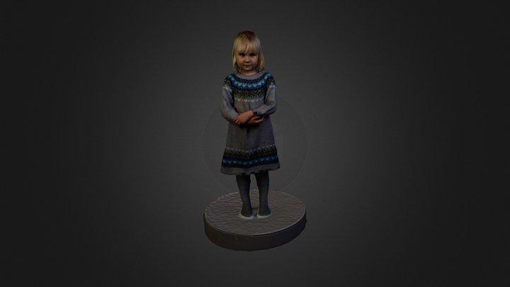 lily sherman 3D Model