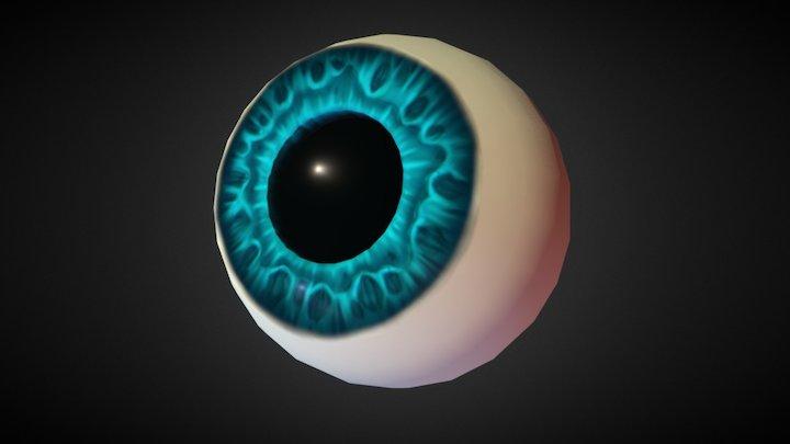 Eye - Converter from Valerian 3D Model
