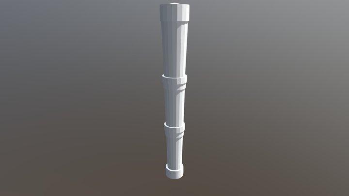 wood2 3D Model