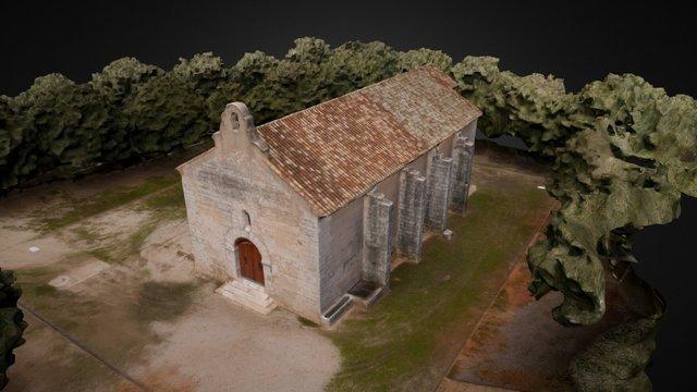 Ermita Sant Roc de Ternils 3D Model