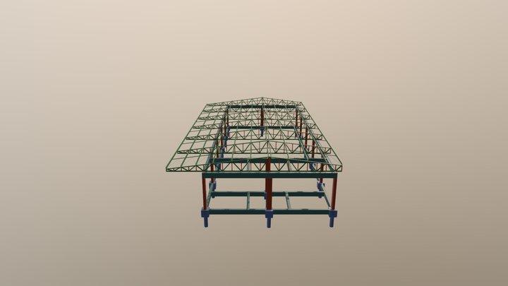 LABORATÓRIO SOLOS E SEMENTES 3D Model