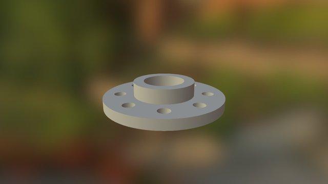 Pieza Axial 3D Model