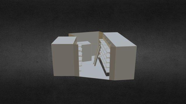 Box SKT 3D Model