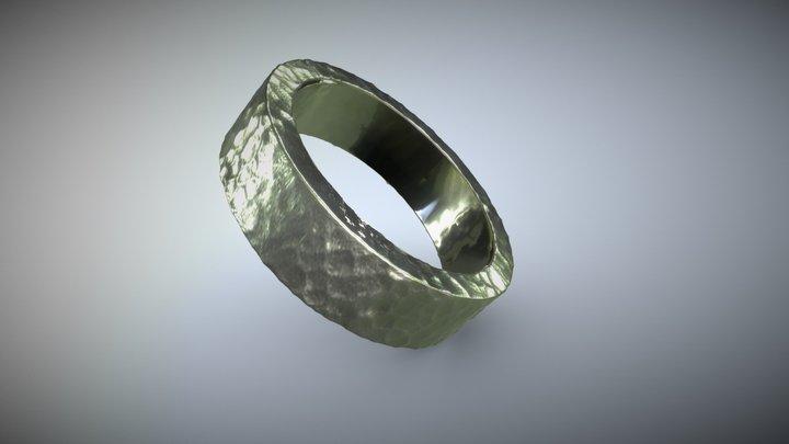 Ring modeling for 3D printing 3D Model