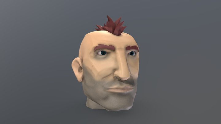 Sea Of Thieves Pirate 3D Model