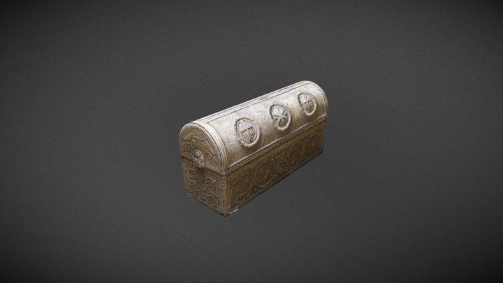Саркофаг 3D Model