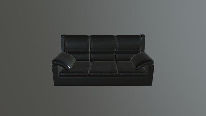 Sofa ;D 3D Model