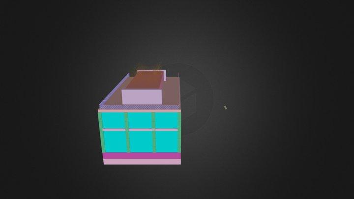 Zwem 3D Model