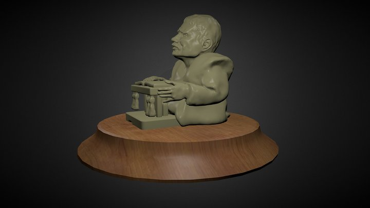 Phonet 3D Model