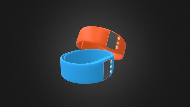 Watch 2 3D Model