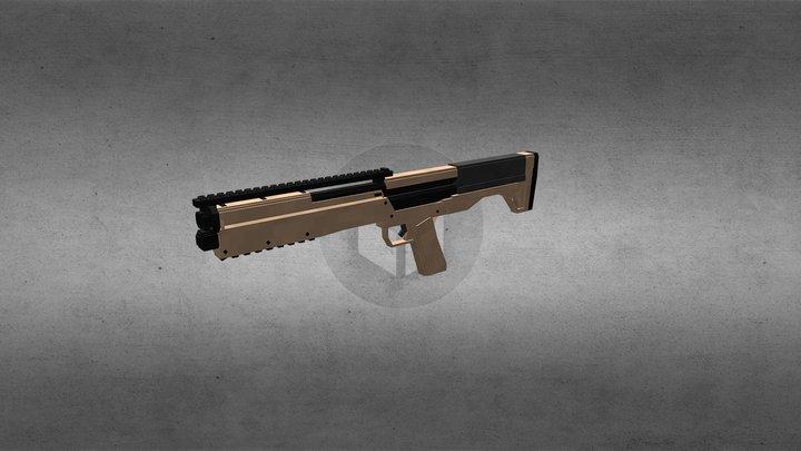 KSG 3D Model