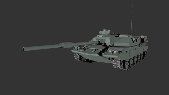 IKV 65 Alt VI 3D Model