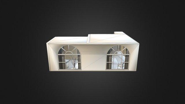 Bedroom3 3D Model