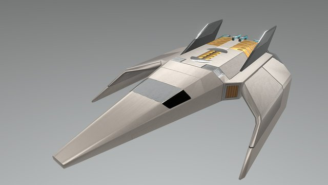 Tv 206 3D Model