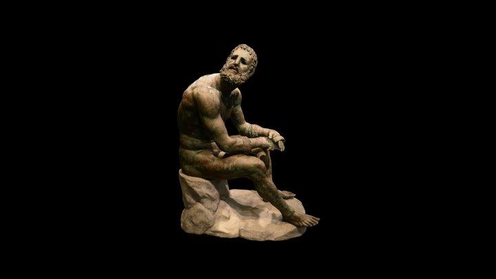The Boxer 3D Model