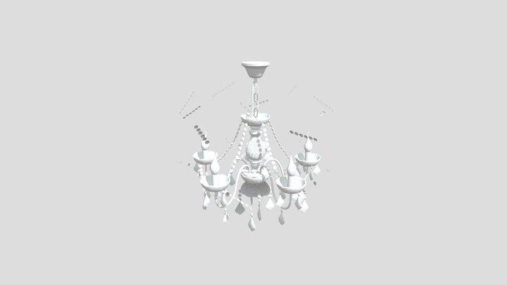 Люстра Maytoni ARM220-05-W 3D Model