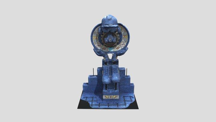 Tercer Premio Artesanía 2020 3D Model