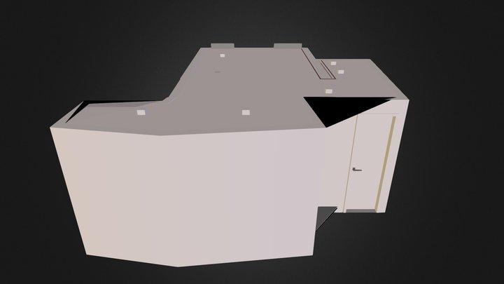 chevy 3D Model