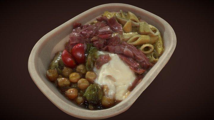 Pasta_01 (Food) 3D Model
