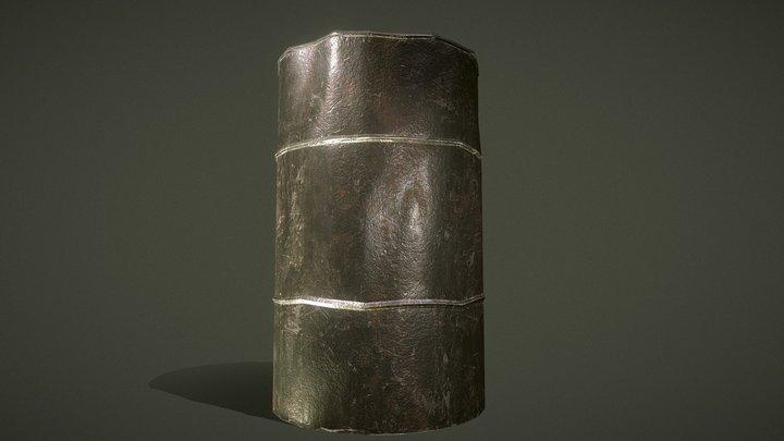 Barrel 3D Model