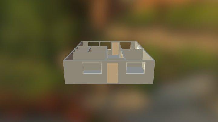DEMOMALLI DAE 3D Model