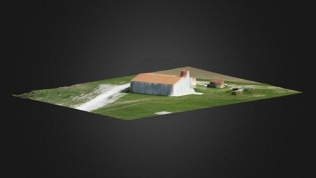airclub Serres 3D Model