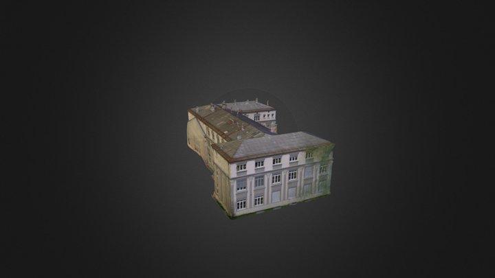 Hajdrihova 3D Model