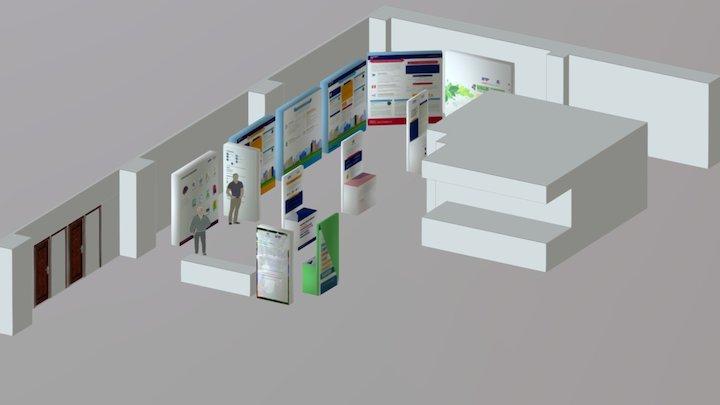 PAHRODF HR Symposium 3D Model