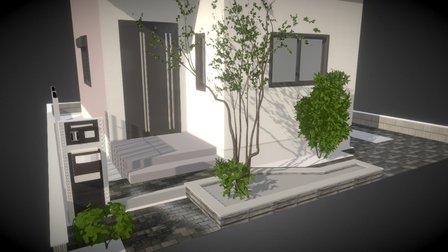 Plan 2647 3D Model