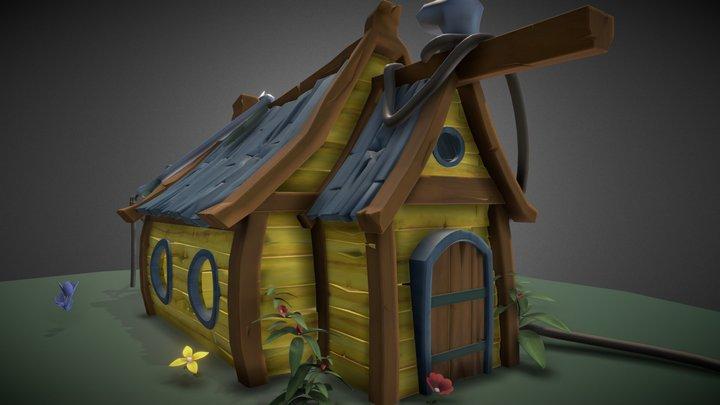 Capitain's house 3D Model