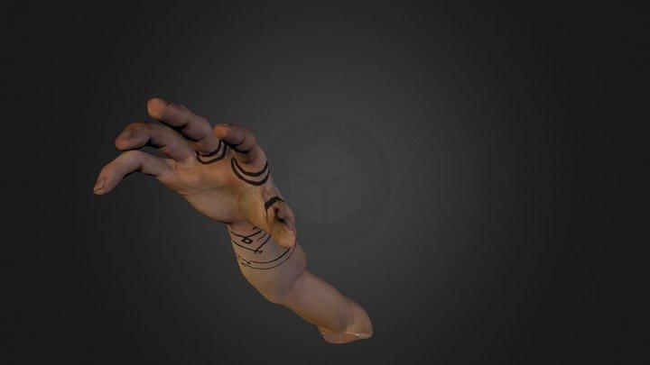 Gaia_Arm_LP 3D Model