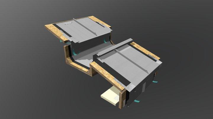 DLSS 3.4.02m 3D Model