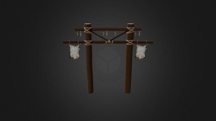 ToriGate 3D Model