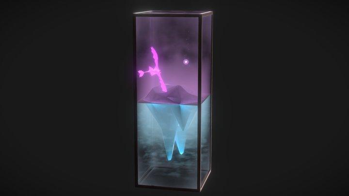 Dragon Glass 3D Model