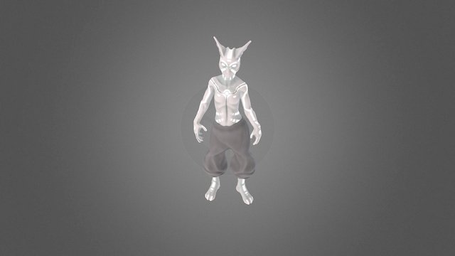 (In)Sanity - Ether 3D Model