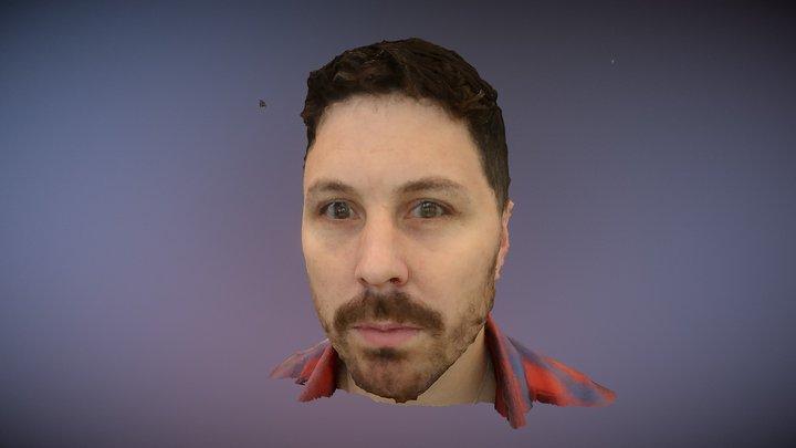 Mauro Test 3D Model