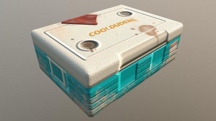 TURBOCOOLER - Création 3D en temps réel 3D Model