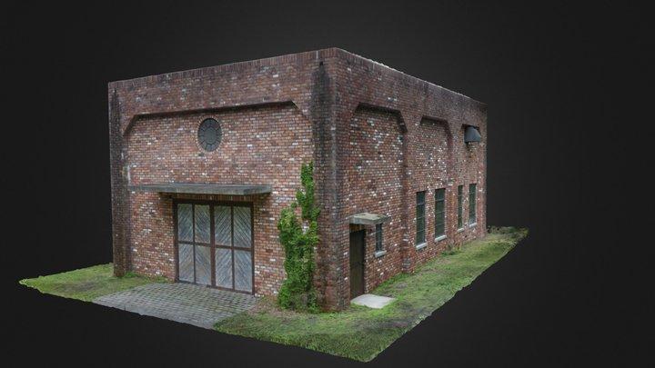 aberdeen studio 3D Model