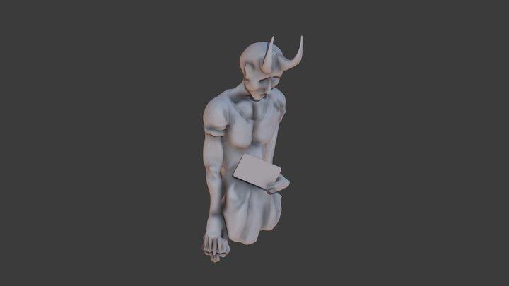 the innocence of evil 3D Model