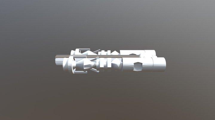 Shipp 3D Model