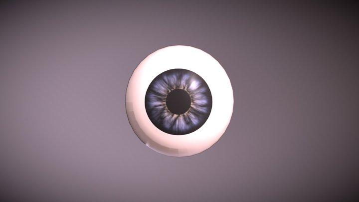 Eye sample 3D Model