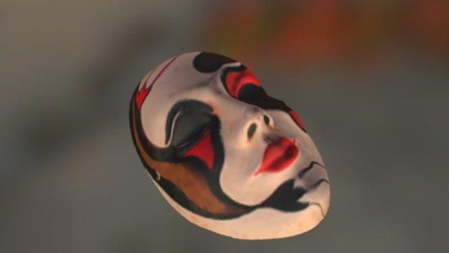 Sienna Mask 250 3D Model
