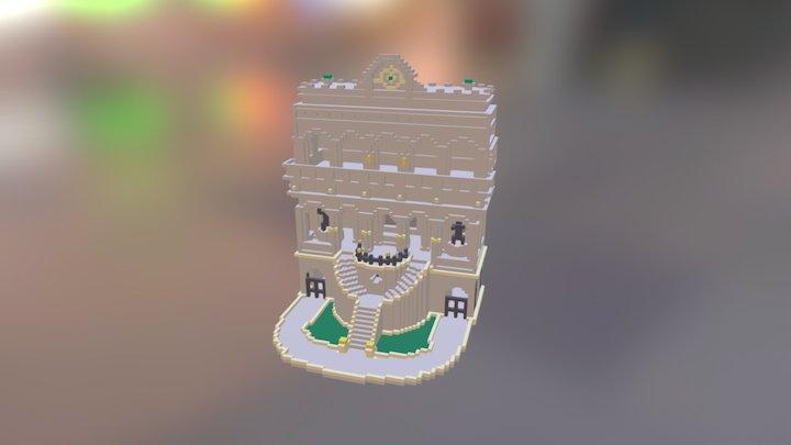 White Palace 3D Model