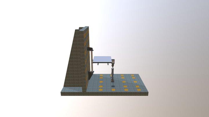 MONTAJE 3D Model