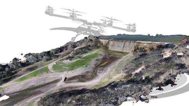 Presa de los Arroyos 3D Model