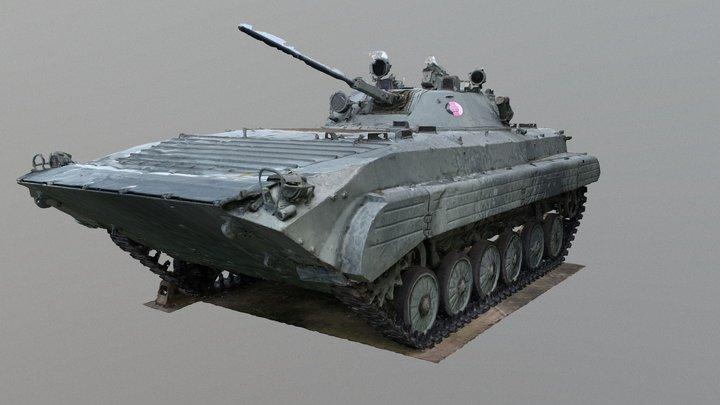BMP-2 photogrammetry 3D scan 3D Model