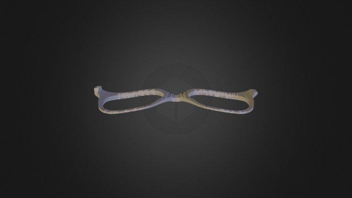 גיא ברדה משקף 3D Model