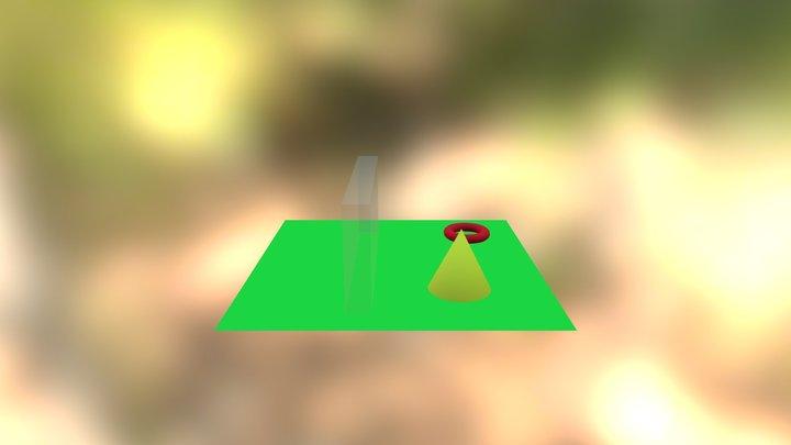Zerkalo 3D Model