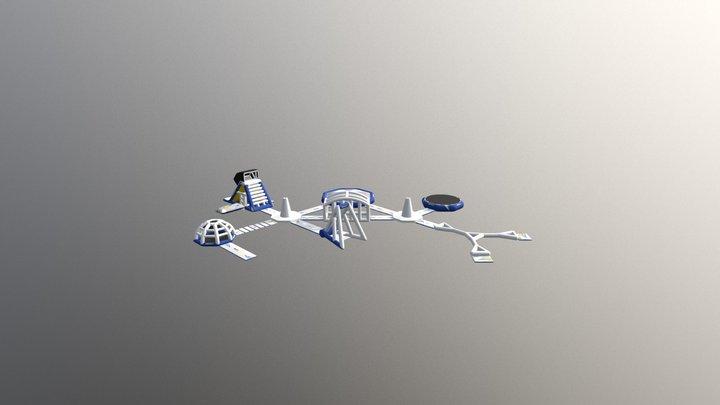 Aquapark 60 Classic 3D Model
